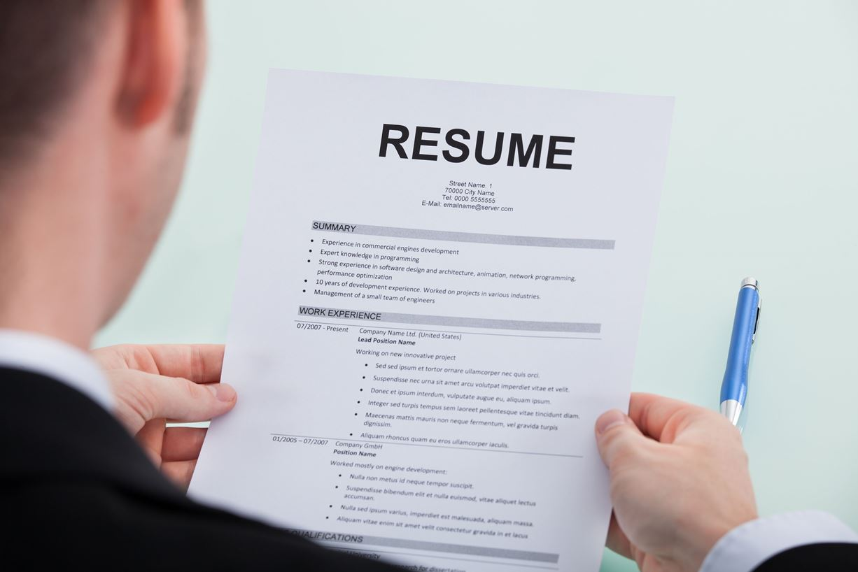 how to do cover letter for resume