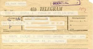 Telegram, fot. Radomil (CC BY-SA 3.0)