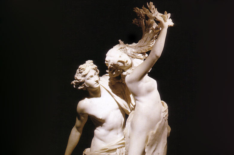 Analiza dzieła sztuki - rzeźby. Giovanni Lorenzo Bernini. Apollo i Dafne