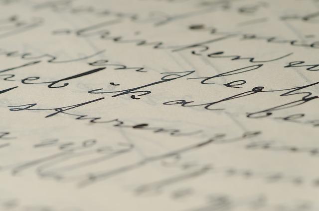 Brief Wie Schreibt Man Einen Brief