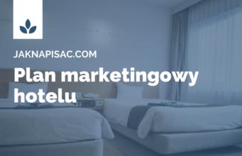 """Plan marketingowy hotelu """"Aurora"""""""