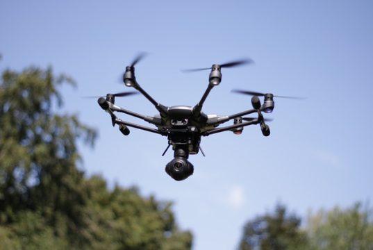 Filmowanie z powietrza jako sposób na promocje firmy