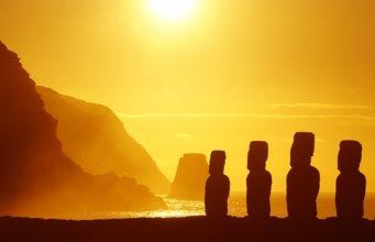 Wyspa Wielkanocna - naukowcy obalili pogląd o istnieniu trzech rodzajów pisma
